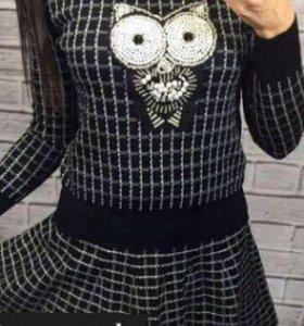 Платье (костюм) новое
