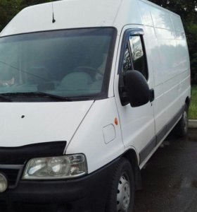 FIAT Ducato 2.3 МТ, 2011, фургон