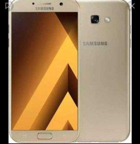 Samsung Galaxy A3 2017(обмен)