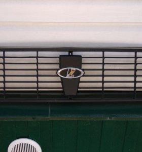 Решётка радиатора Нива 2121