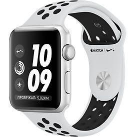 Apple Watch 3 Nike+ 42mm коробка чек