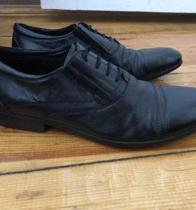 Туфли мужские 39 р-р