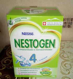 Смесь Nestogen 4, 700 грамм