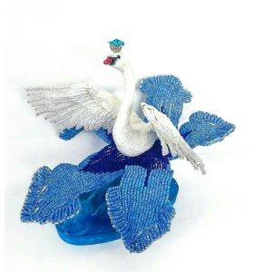 Лебедь-белая
