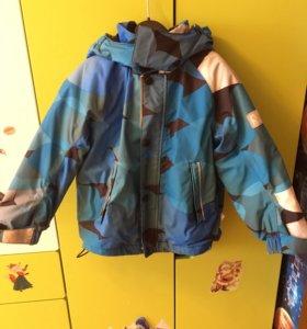 Зимняя куртка рейматек