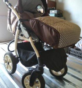 Детская коляска 3в1