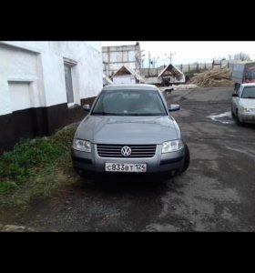 Volkswagen Passat 2001 год