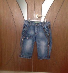 Шорты мужские, джинсовые