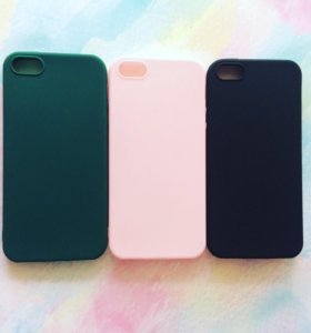 Чехол на IPhone 5 6 7 8 новые 👍