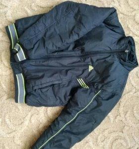 Куртка демисезонная на мальчика, рост от 146
