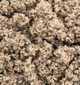 Песок, щебень, отсев, земля, грунт, пгс, щпс и.т.д