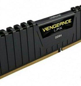 DDR4 16 Gb Corsair CMK16GX4M1A2666C16