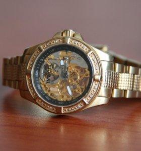 Часы Invicta Skeleton