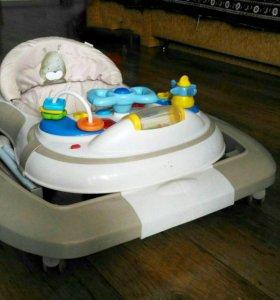 Ходунки - качалка Baby Care