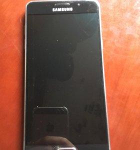 Обменяю Samsung Galaxy A5(2016)