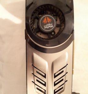 Видеокарта winfast px8800 gts