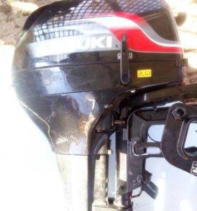 Продам лодочный мотор Suzuki DT15