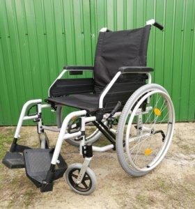 Инвалидная коляска зимняя