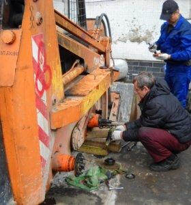 Услуги по ремонту тракторов и спецтехники