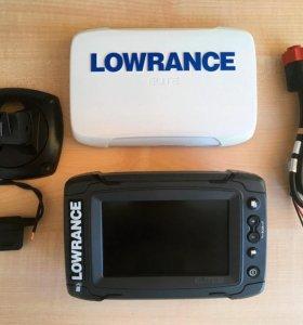 Эхолот картплоттер Lowrance Elite 5-Ti Totalscan