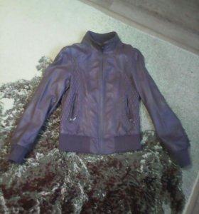 Куртка(кожа зам)