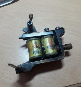 Контурная индукционная тату-машинка (лайнер)