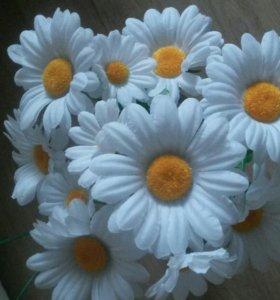 Букет Ромашки 15 цветков