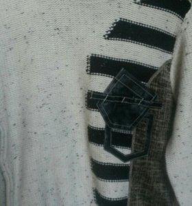 Venturi Sport мужской свитер новый.