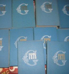 Собрание сочинений Гёте в 10 томах