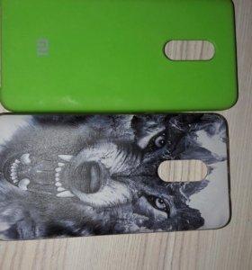 Чехлы на Xiaomi Redmi Note 4