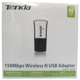 Беспроводной сетевой мини USB-адаптер серии N