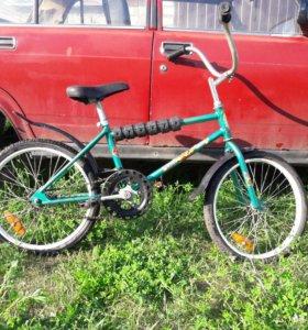 Подростковый велосипед Кросс