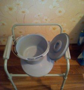 Кресло гигиеническое