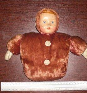 Кукла-муфта. СССР. 50-е