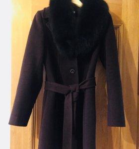 Пальто «ГРАЦИЯ» раз 46 зимнее