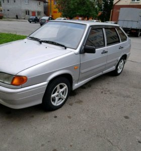 ВАЗ (Lada) 2114, 2010