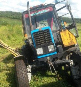 Покос трактором от 8 Га