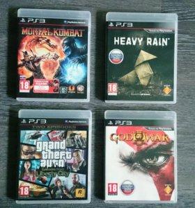 Игры PlayStation 3 (PS3)