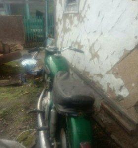Мотоцикл иж56