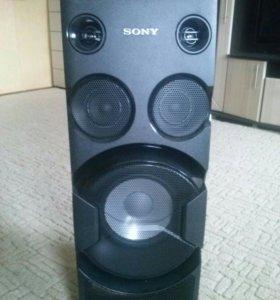 Аудиосистема SONY, на гарантии