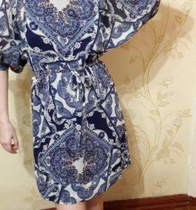 Платье на худенькую девушку размер