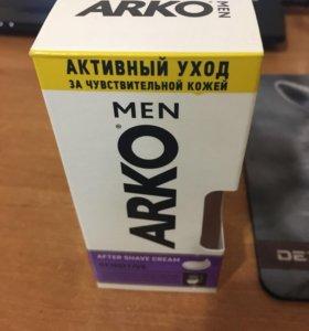 Крем после бритья, Арко
