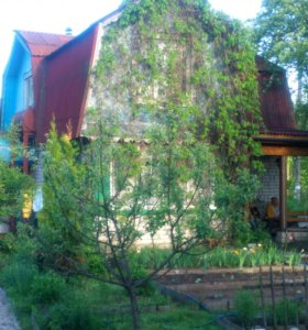Дача, 80 м²