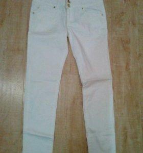 Хлопковые новые брюки