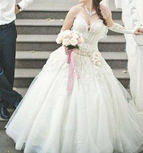 Свадебное платье Оксана Муха Топаз-1