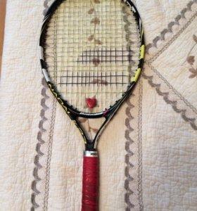Теннисная ракетка для ребёнка 6-8 лет