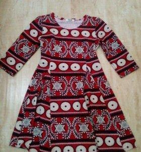 Платье,s/m,б/у