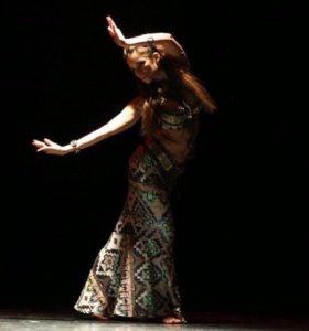Танцы в стиле tribal fusion индивидуальные занятия