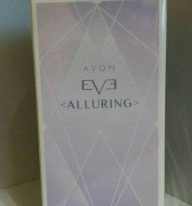 Новая парфюмерная вода Eve Alluring
