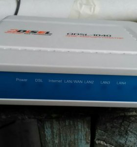 Роутер дизель QDSL-1040